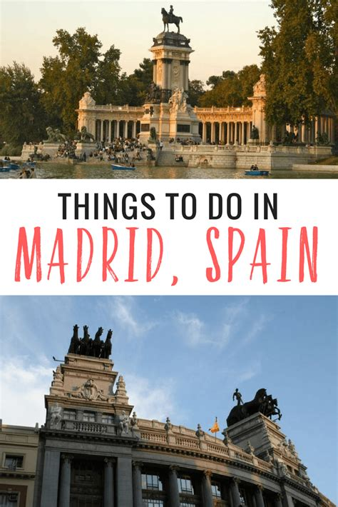 best thing to do in madrid insider tips on things to do in madrid spain
