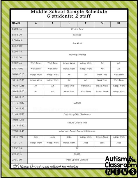 best 25 class schedule template ideas on pinterest weekly