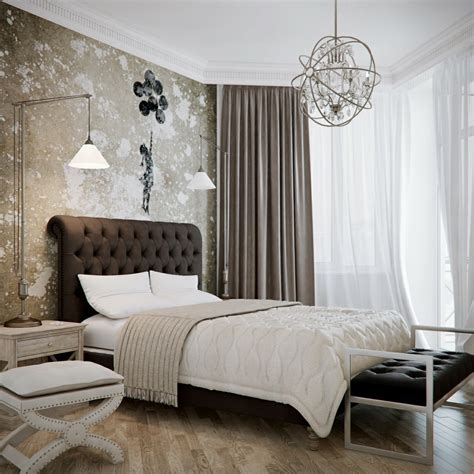 Small apartment bedroom with personable white window
