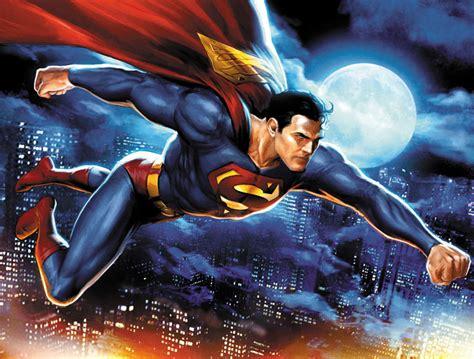 superman painting gaming rocks on anime comic 1 superman gallery