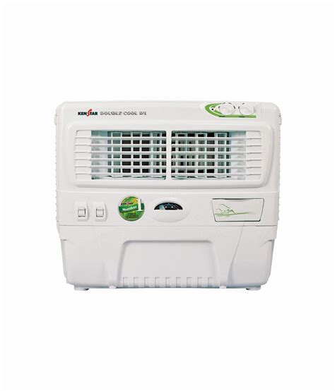 kenstar double cool air cooler for large room price in kenstar cl kcgdcf2w fca 50 ltrs air cooler for large room