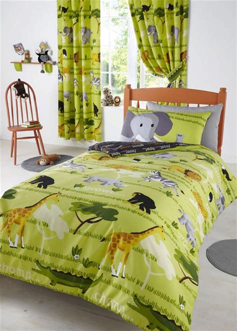 Matching Curtain And Bedding Sets Childrens Bedding Bed Sets Duvet Covers Matching Curtains Ebay