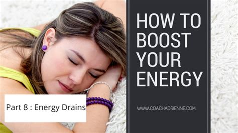7 Things That Drain Your Energy by Things That Drain Your Energy Eat Clean Get Fit Live Well