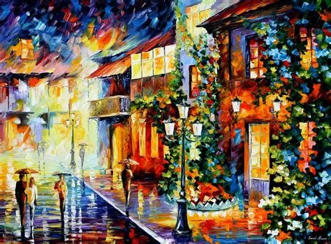 dream  passion oil  canvas paintings  leonid afremov
