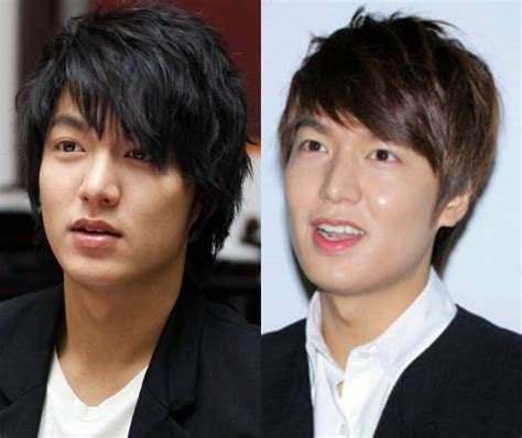 facts of korean actor lee min ho plastic surgery the lee min ho plastic surgery mycheckweb