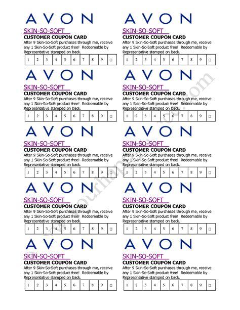 printable avon gift certificates avon gift certificate gift ftempo