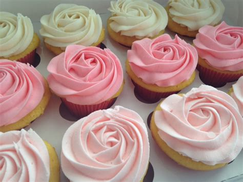 Everything roses cupcakes the cupcake delivers