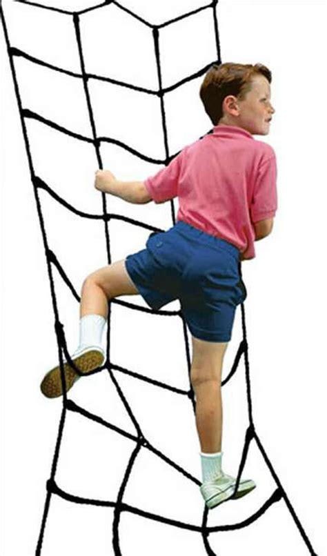 swing set cargo net climbing cargo net swing set climbing net playground rope