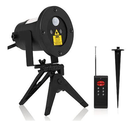 light laser projektor bewegungsmelder inkl standfu 223 - Qvc Laser Beleuchtung