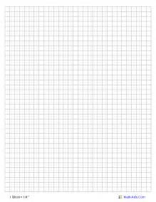 math paper template graph paper printable math graph paper