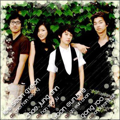 Cp Family Gong korean coffee prince
