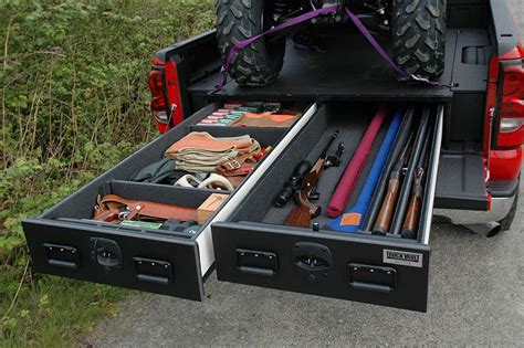 truck bed safe accessories