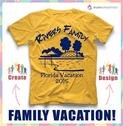 design t shirts for vacation 17 best images about family vacation t shirt design idea s