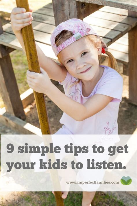 9 Tips On Getting Your Child To Like School by 9 Tips To Get To Listen