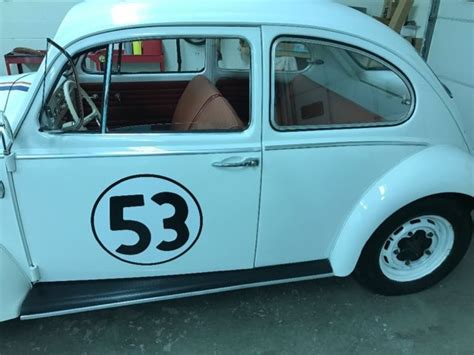 New States Apparel The Bug Herbie Vw 1966 volkswagen beetle herbie the bug