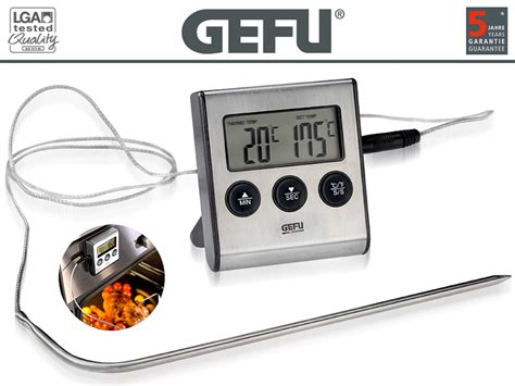 Termometer Oven Digital gefu digital oven thermometer tempere cookfunky we make you cook better