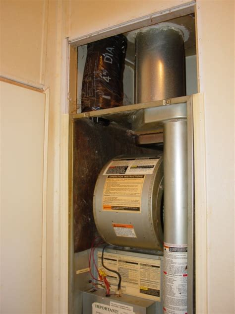mobile home furnace mobile home furnace a c replacement