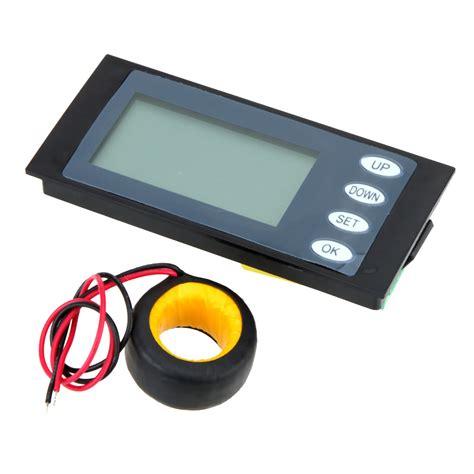 Special Voltmeter Digital Jam Suhu 2 Backlight Volt Meter Vst 4in1 Xtr best ac 100a lcd backlight digital power sale shopping cafago
