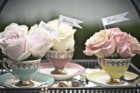 centerpieces for a tea pretty tea bridal shower inspiration the sweetest