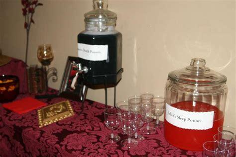 romeo and juliet theme party romeo juliet shakespeare birthday party ideas photo 4