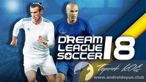 download game dream league soccer mod isl dls 2018 apk arşivleri android oyun club