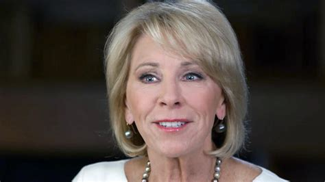 betsy devos interview the betsy devos 60 minutes interview debacle mr media