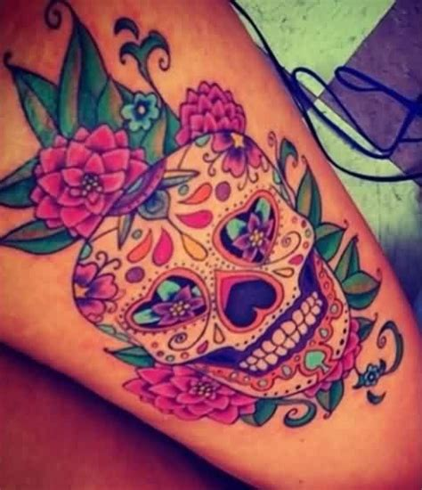candy girl tattoo designs skull tattoos designs ideas and meaning tattoos