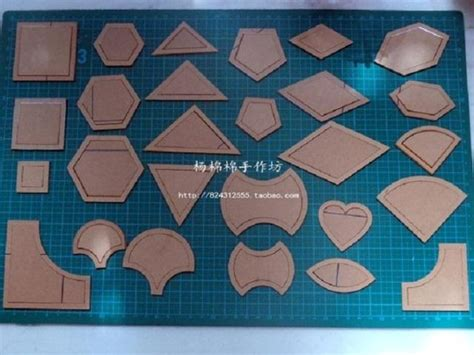 Define Patchwork - diy patchwork mold cola quilt patchwork tools 27 set 54pcs