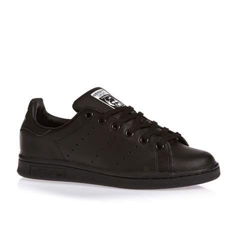 adidas originals stan smith junior shoes black black