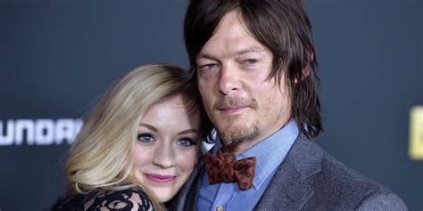 emily rebecca kinney harry potter norman reedus puts emily kinney dating rumors to rest with