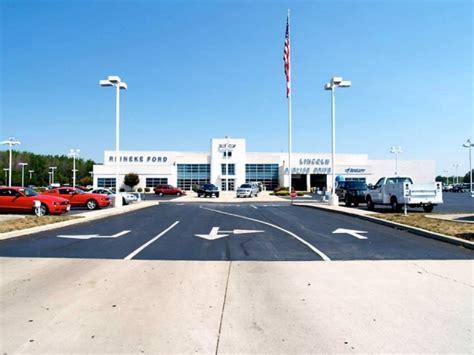 reineke ford findlay ohio reineke ford lincoln car and truck dealer in findlay