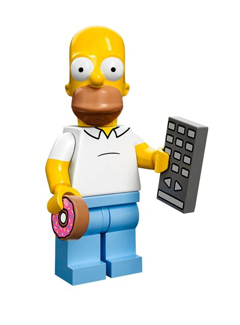 figure legos check out lego s new line of simpsons mini figures nerdist