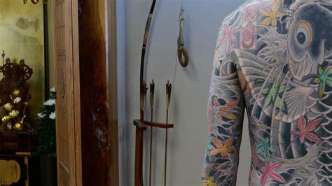 yakuza tattoo explained a tense sake fuelled afternoon with japan s yakuza vice