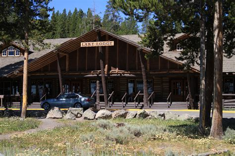 Lake Yellowstone Hotel Cabins by Lake Lodge Cabins Yellowstone Insider