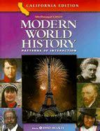 modern world history pattern of interaction modern world history california edition patterns of