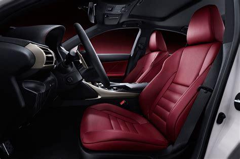 lexus sport car interior 2016 lexus is350 reviews and rating motor trend