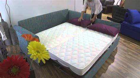 trundle bed couch sofa bed brooklyn trundle bed santambrogio sofas youtube