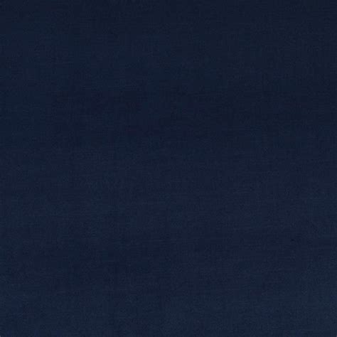 navy blue velvet upholstery fabric solid by