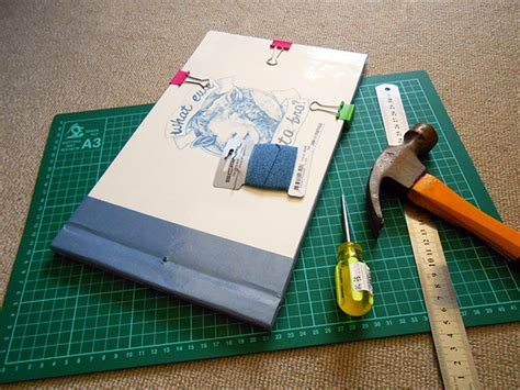 Handmade Portfolio Book - handmade portfolio book on pantone canvas gallery