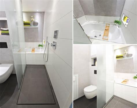 Kleines Badezimmer Schön Einrichten by Kleines Bad Offene Dusche