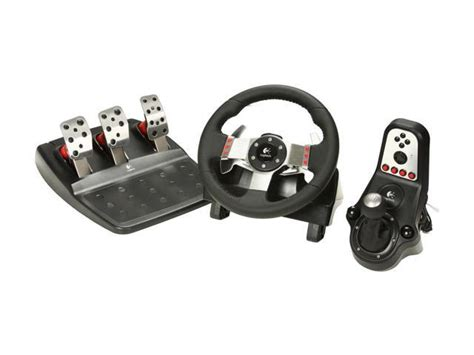 volante pc logitech g27 logitech g27 joystick newegg