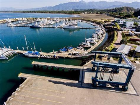 yacht yard saunders yachtworks and marina pez vela form strategic