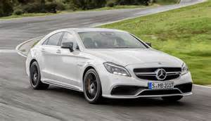 2015 Mercedes Cl 2015 Mercedes Cls Facelift Unveiled Motorward