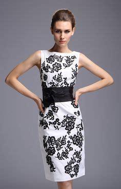 imagenes de vestidos en blanco y negro vestidos blanco con negro