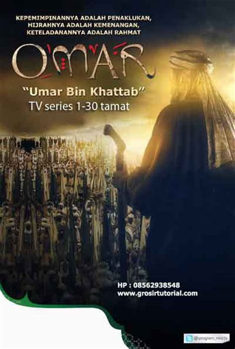 Film Omar Umar Bin Khattab Bahasa Indonesia | jual film umar bin khattab 2012 omar the epic series