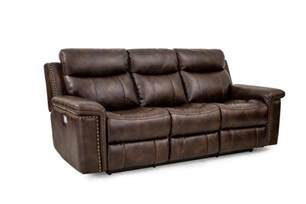cheers sofa leather power reclining sofa with