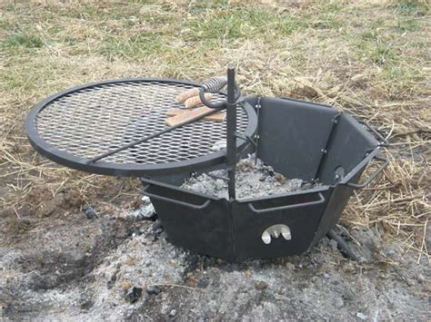 american made backyard pit grill