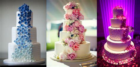 Mutiara Pita Penuh inspirasi kue pernikahan yang indah stacie bridal