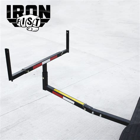 Kayak Rack For Trailer Hitch by Iron Up Truck Bed Hitch Extender Extension Rack