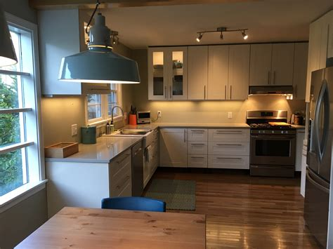 designing a new kitchen a gorgeous ikea kitchen renovation in upstate new york